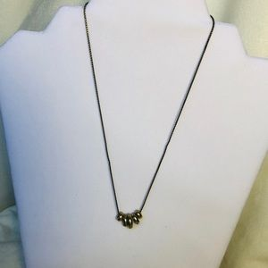 Jewelry - Gold and Silver Necklace